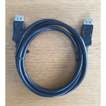 Kabel DisplayPort M/M, 1,8m