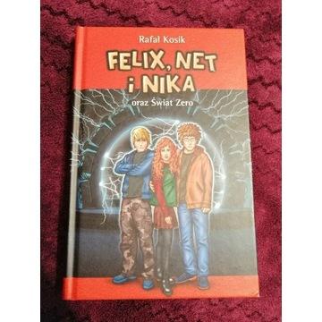 Feli, Net i Nika oraz Świat Zero