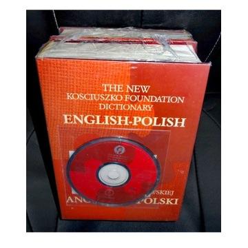 Nowy Słownik angielsko-polski polsko angielski