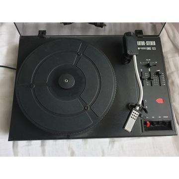 Gramofon Artur Stereo Unitra + 4 plyty