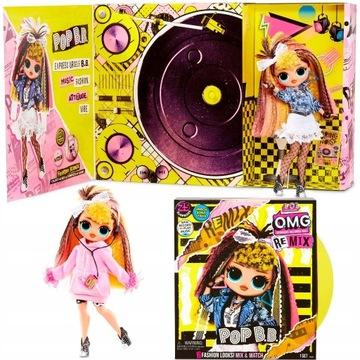 NOWA MGA O.M.G. REMIX POP B.B. +GRAMOFON