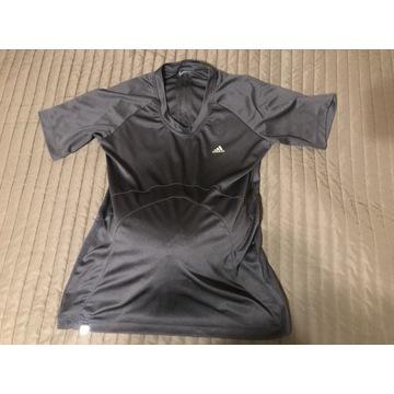 Podkoszulek Adidas Czarny xs s ciążowy ClimaLite