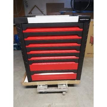 Wózek narzędziowy szafka  7 szuflad Manster Tools