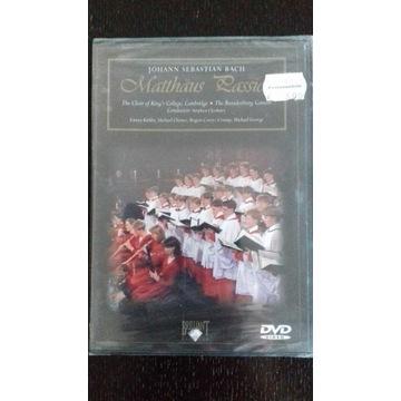 Bach Matthaus Passion DVD