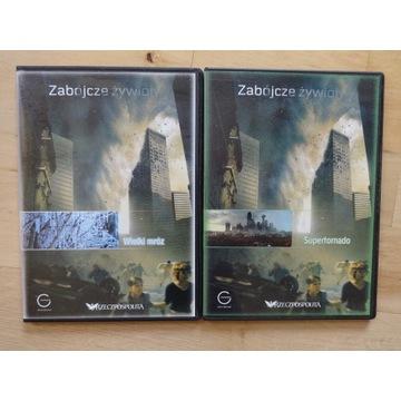 """___ DVD """"Zabójcze żywioły: Wielki mróz i ..."""""""