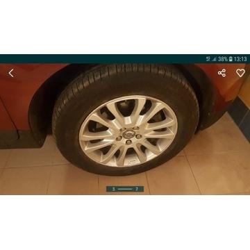 4 opony letnie Continental 2018 235/60/18 103V