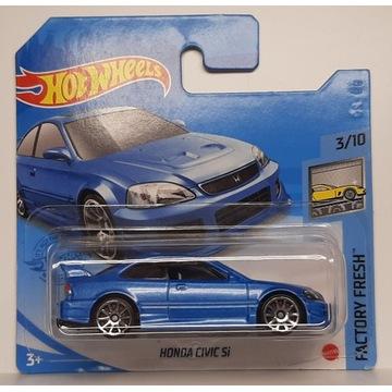 Hot Wheels - Honda Civic Si 1:64