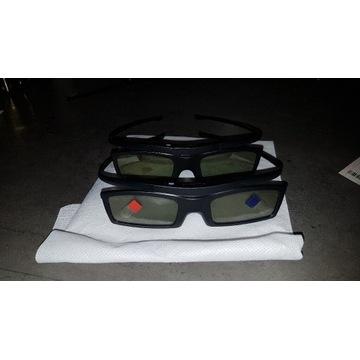 Okulary 3d oryginalne samsung  para okazja