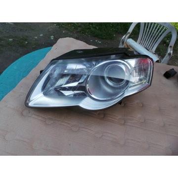 Lampa lewa przód VW Passat B6 3C0941005L