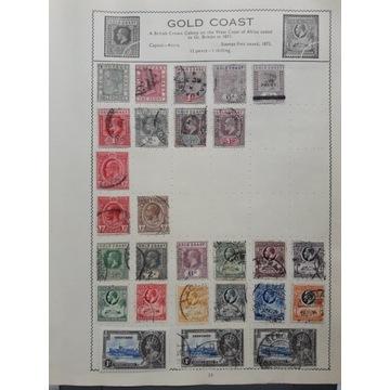GB - kolonie angielskie - Gold Coast