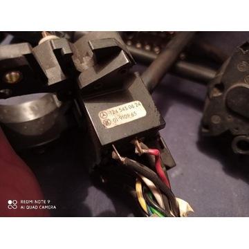 Przełączniki zespolone w124