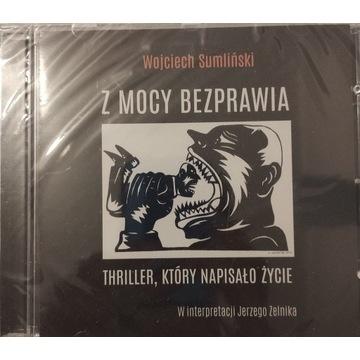 Z MOCY BEZPRAWIA, W. SUMLIŃSKI, AUDIOBOOK