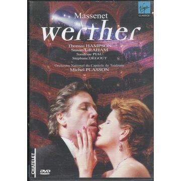 MASSENET Werther HAMPSON, GRAHAM koncertowe 2 DVD