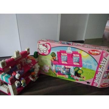Klocki Hello Kitty PlayBIG