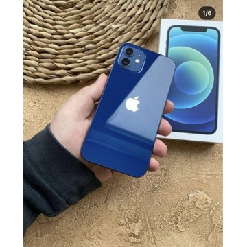 Iphone 12 64 gb Blue