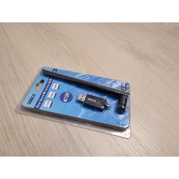 Dual Band Wireless USB adapter 5.8ghz + 2.4ghz