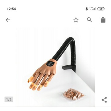 Ręka do ćwiczeń