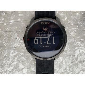 POLAR Grit X czarny M/L GPS zegarek sportowy