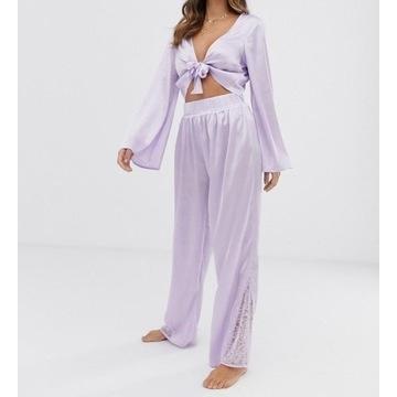 (42/XL) ASOS/Ekskluzywna piżama z koronką/ NOWA