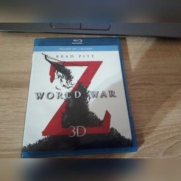 Folm World War Z Blu-ray 3D