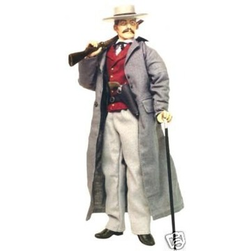 "Sideshow Figurka Doc Holliday "" Six gun Legends"""