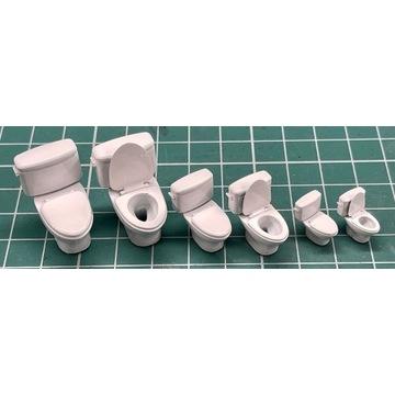 WC kompakt - 1:48