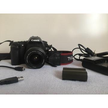 Canon Eos 30D Body+ obiektyw
