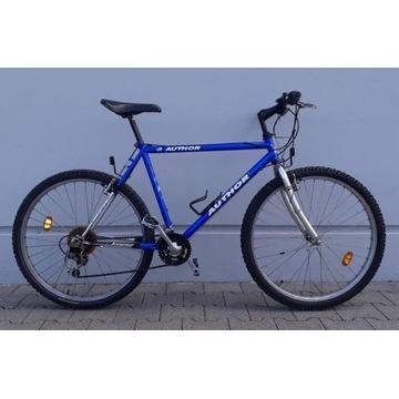 Author 26'' rama 19'' - rower górski, stan bardzo