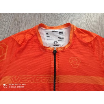 Verge Orange Fluo BOLD Warm roz.M Cycling