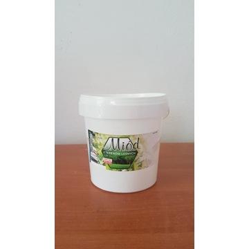 Miód Pszczeli   Leśny   wiaderko 1.5 kg