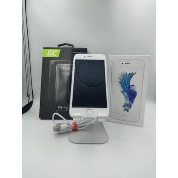 iPhone 6s 128gb silver super stan, w pełni sprawny
