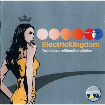 Various - Electric Kingdom TechnoLectroKings 2CD