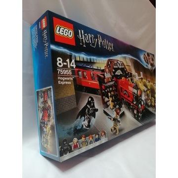 Zestaw LEGO Harry Poter Ekspres do Hogwartu- 75955