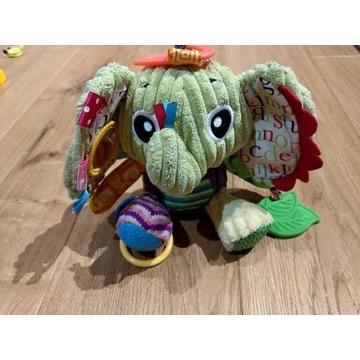 Zabawka sensoryczna słoń słonik