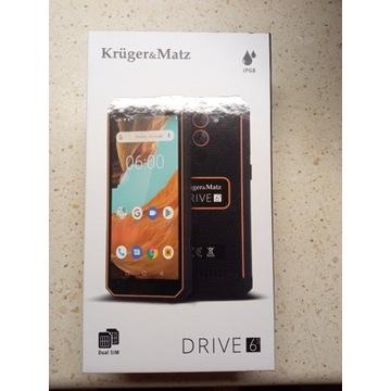 Smartfon Kruger&Matz DRIVE 6S. WYSYŁKA GRATIS.