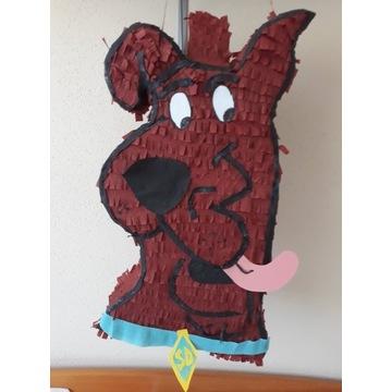 Super zestaw Piniata jak Scooby Doo