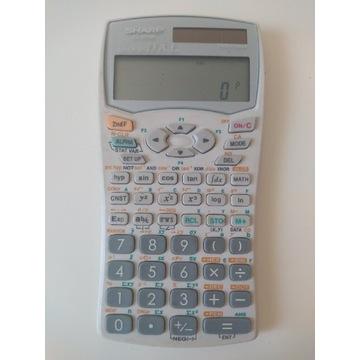 Kalkulator Naukowy Sharp EL-520W ADVANCED D.A.L.