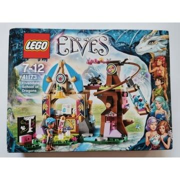 LEGO ELVES 41173 SZKOŁA SMOKÓW W ELVENDALE - NOWE