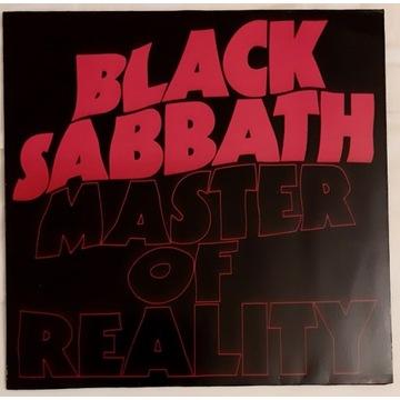 Black Sabbath - Master Of Reality EX+ Germany 1976
