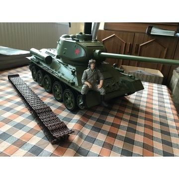 Model Czołg T-34 - złożony komplet eaglemoss 1:16