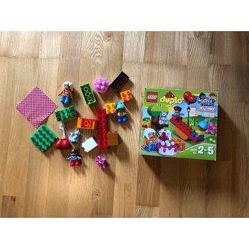 Lego Duplo 10832 - Urodziny