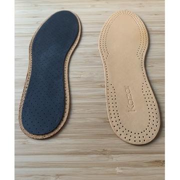 Wkładki do butów Kazar