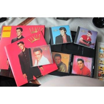 ELVIS PRESLEY 5CD BOX From Nashville to Memphis