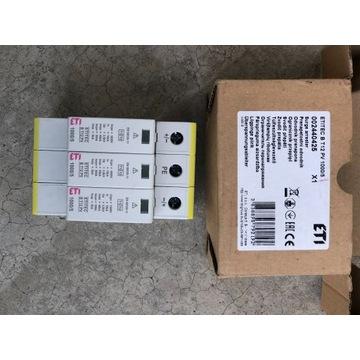 OGRANICZNIK PRZEPIĘĆ ETITEC B T12 PV 1000/5