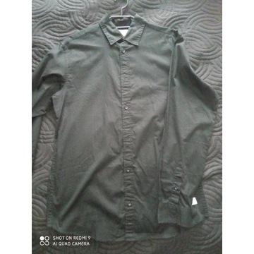 Koszula męska Jack&Jones M czarna