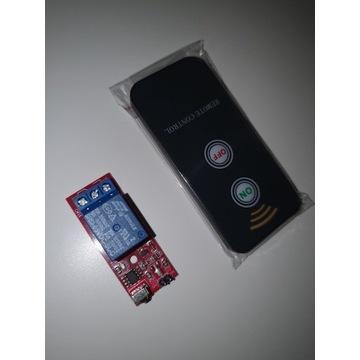 Moduł przekaźnik 5V z Pilotem IR05 Arduino 10A