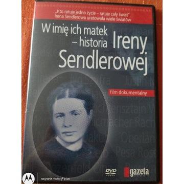 Film dokumentalny historia Ireny Sendlerowej