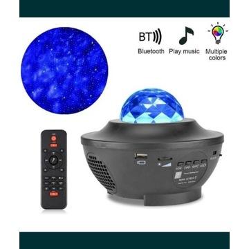 Głośnik InPandemix Bluetooth LED Dla dwojga muzyka