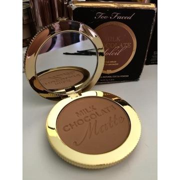 Bronzer Too Faced Milk Chocolate Soleil