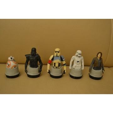star wars figurki kinowe - 5szt